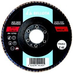Lamelový kotouč 115, 80zr BELLOTA 50512-80