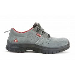 Nízké pracovní boty 72225 BELLOTA S1P - semišové, kovová špička