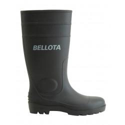 Holínky vysoké - černé 72243 BELLOTA - kovová špice