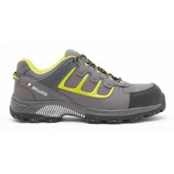Nízké pracovní boty 72212G BELLOTA S3 Trail Grey shoe, plastová špička