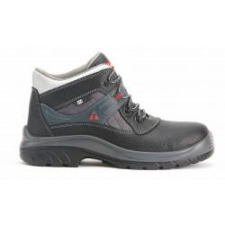 Pracovní boty 72206 BELLOTA Agil S1P - kožené, plastová špice