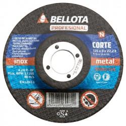Řezací kotouč 150x22,2x3 BELLOTA 50301-150 (nerezová ocel/kov)